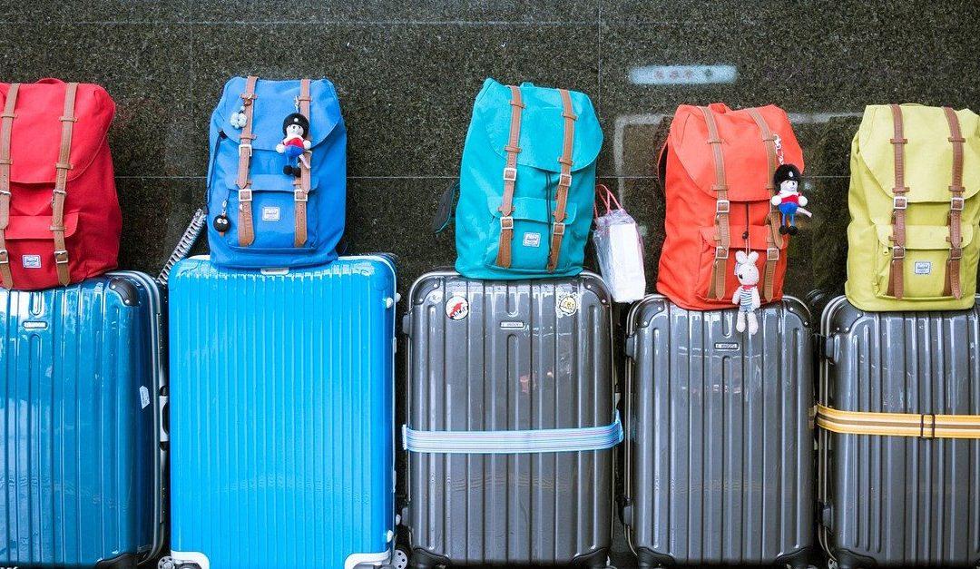 Organize sua Mala de Viagem