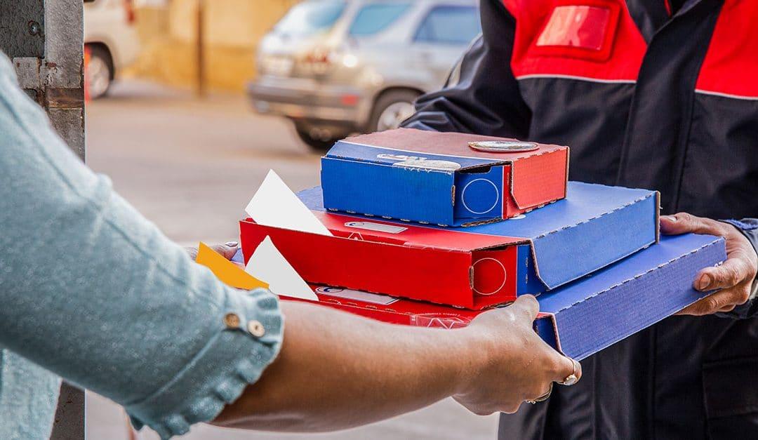 Cuidados para preservar os alimentos no delivery