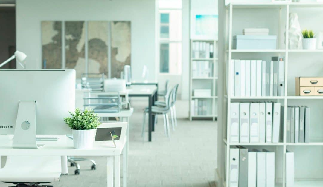 Caixas organizadoras para facilitar no escritório